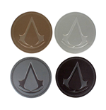 Assassin's Creed pack 4 sous-verres