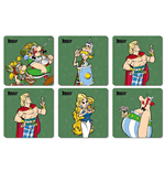 Asterix pack 6 sous-verres The Legionary