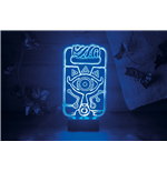 Legend of Zelda Breath of the Wild lampe Sheikah Slate 25 cm