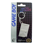 Nintendo Game Boy porte-clés métal 3D Game Boy 6 cm
