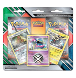 Pokemon Enhanced pack 2 boosters *ALLEMAND*