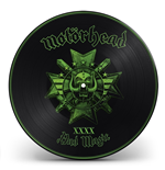 Vinyle Motorhead - Bad Magic (Green Vinyl)