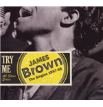 Vinyle James Brown - Try Me (Purple Vinyl) (Lp+Cd)