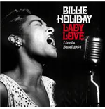 Vinyle Billie Holiday - Ladylove