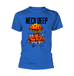 T-shirt Neck Deep BOMB CLOUD