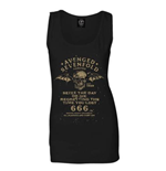 Robe Avenged Sevenfold  pour femme - Design: Seize the Day