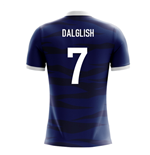Maillot de Football Écosse Airo Concept Home 2018-2019 (Dalglish 7) - Enfants