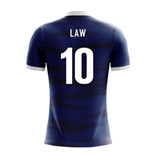 Maillot de Football Écosse Airo Concept Home 2018-2019 (Law 10) - Enfants