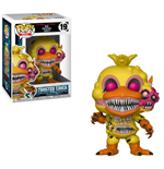 Five Nights at Freddy's The Twisted Ones POP! Books Vinyl Figurine Twisted Chica 9 cm