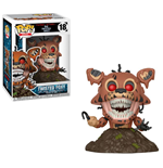 Five Nights at Freddy's The Twisted Ones POP! Books Vinyl Figurine Twisted Foxy 9 cm