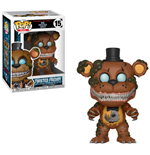 Five Nights at Freddy's The Twisted Ones POP! Books Vinyl Figurine Twisted Freddy 9 cm