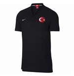 Polo Grand Slam Turquie Nike Authentic Franchise 2018-2019 (Noir)