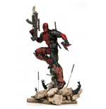 Marvel Comics statuette 1/6 PrototypeZ Deadpool by Erick Sosa 46 cm