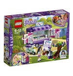 LEGO Friends - Le stand d'art d'Emma