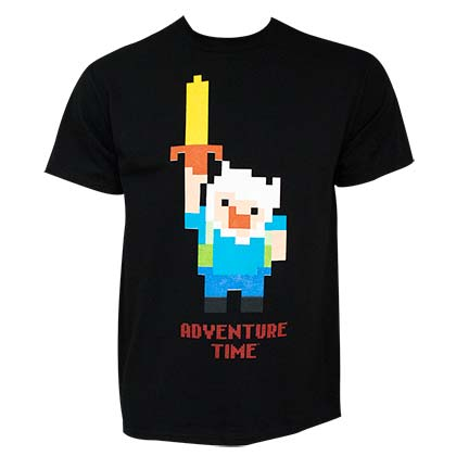 T-shirt Adventure Time pour homme