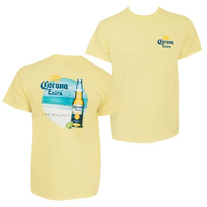 T-shirt Corona Extra - Find Your Beach