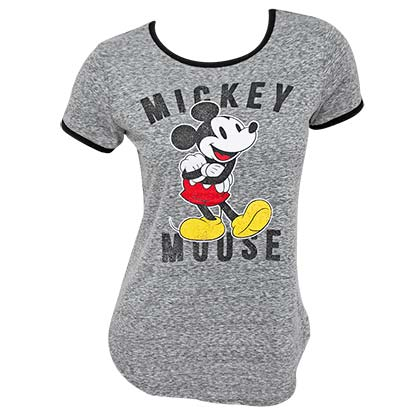 T-shirt Mickey Mouse pour femme