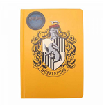 Harry Potter cahier A5 Hufflepuff