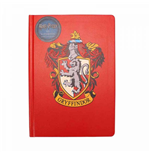 Harry Potter cahier A5 Gryffindor