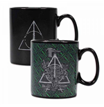 Harry Potter mug effet thermique Deathly Hallows