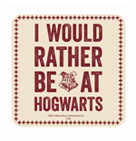 Harry Potter sous-verres Rather Be At Hogwarts (6)