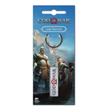 God of War porte-clés métal Logo