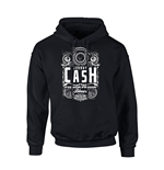 Sweat-shirt Johnny Cash 296013