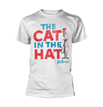 T-shirt Dr. Seuss - The Cat In The Hat
