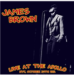 Vinyle James Brown - Live At The Apollo: Nyc, October 24Th 1962