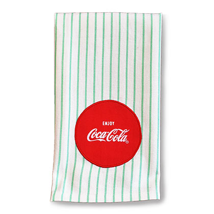 Serviette Coca Cola