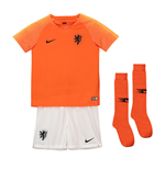 Tenue de football pour enfant Hollande Football 2018-2019 Home