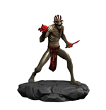 Iron Maiden Legacy of the Beast figurine PVC Shaman Eddie 10 cm