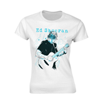 T-shirt Ed Sheeran - Guitar Line Illustration