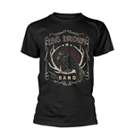 T-shirt Zac Brown - Black Crow