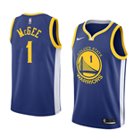 Maillot de Basket-ball Replica Golden State Warriors Javale McGee Nike Icon Edition
