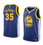 Maillot de Basket-ball Replica Golden State Warriors Kevin Durant Nike Icon Edition