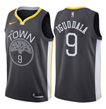 Maillot de Basket-ball Replica Golden State Warriors Andre Iguodala Nike Statement Edition