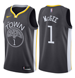 Maillot de Basket-ball Replica Golden State Warriors Javale McGee Nike Statement Edition