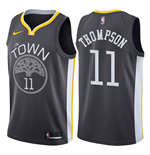 Maillot de Basket-ball Replica Golden State Warriors Klay Thompson Nike Statement Edition