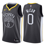 Maillot de Basket-ball Replica Golden State Warriors Patrick Mccaw Nike Statement Edition