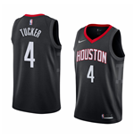Maillot de Basket-ball Replica Houston Rockets PJ Tucker Nike Statement Edition