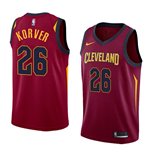 Maillot de Basket-ball Replica Cleveland Cavaliers Kyle Korver Nike Icon Edition
