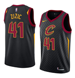 Maillot de Basket-ball Replica Cleveland Cavaliers Ante Zizic Nike Statement Edition