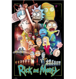Poster Rick and Morty 298004