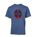 T-shirt Manches Courtes Deadpool