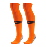 Chaussettes de Sport Hollande Football 2018-2019 Home (Orange)
