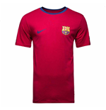T-shirt FC Barcelone 2018-2019 (Rouge)