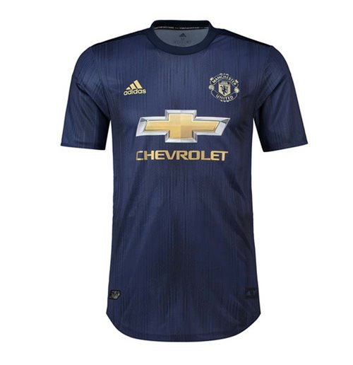 Maillot Manchester United FC 2018-2019 Third