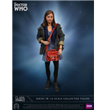 Doctor Who figurine 1/6 Collector Figure Series Clara Oswald Series 7B 30 cm