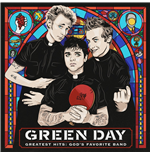 Vinyle Green Day - Greatest Hits: God's Favorite (2 Lp)